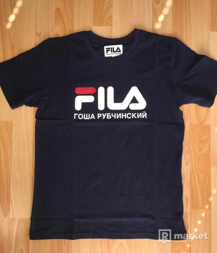 FILA x GOSHA RUBCHINSKIY  2016