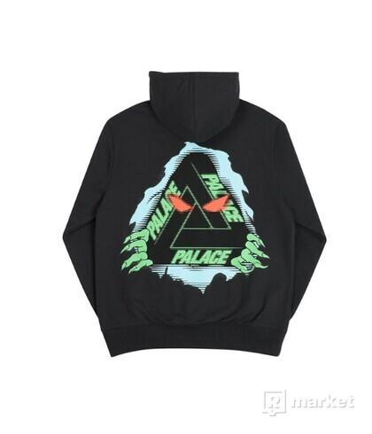 Palace tri-ripper hoodie