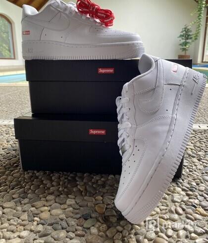 Nike/Supreme Air Force 1 Low White