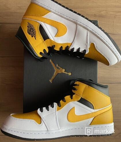Air Jordan Gold
