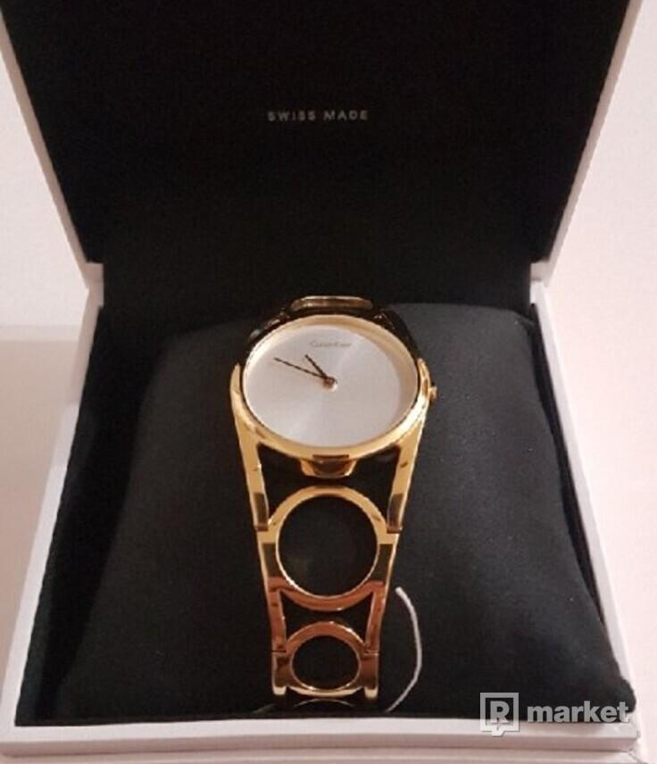 d7fab648f9 Calvin Klein dámske hodinky