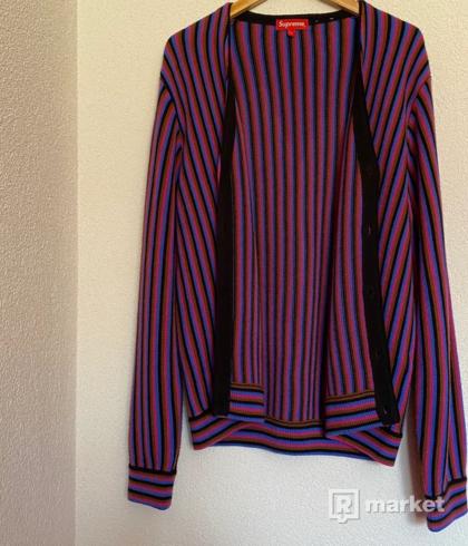 Supreme Micro Stripe Cardigan