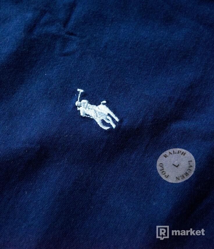Ralph Lauren tričko modré