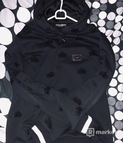 Dolce Gabbana KING hoodie