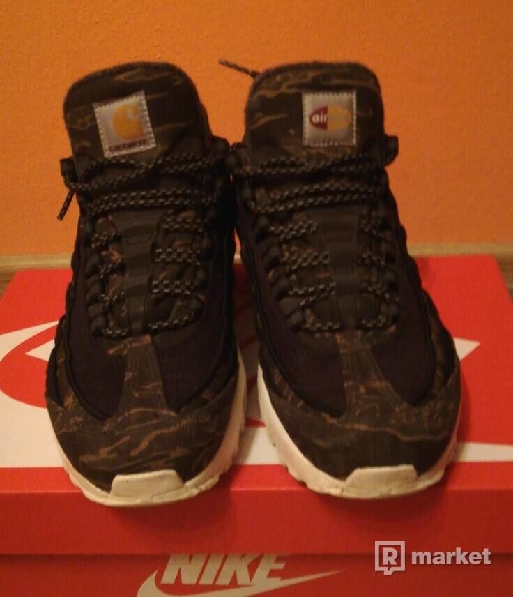 Nike x carhartt wip air max 95