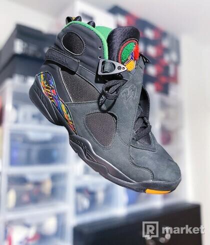 "Air Jordan 8 Retro ""Tinker Air Raid"""