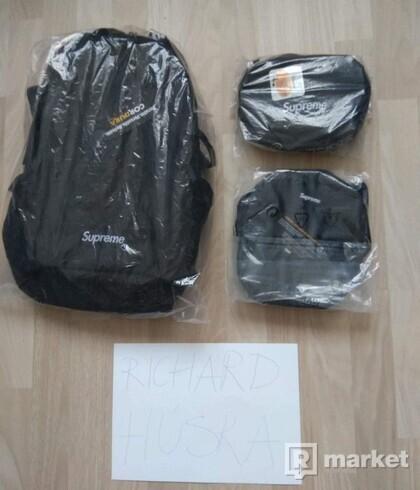 Supreme shoulder bag ss18,waist bag fw18 a backpack ss18