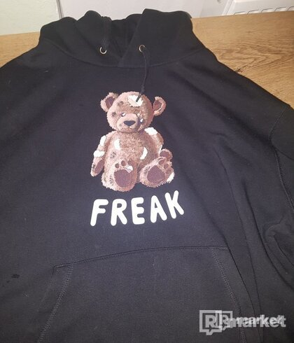 Freak Teddy bear mikina