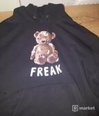 Freak Teddy bear mikina