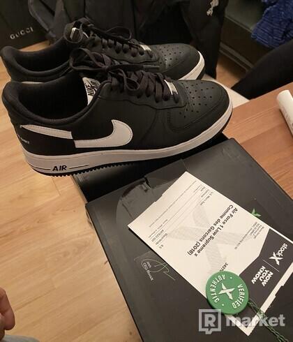 Nike air force x cdg