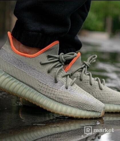Adidas Yeezy Boost 350 Desert Sage