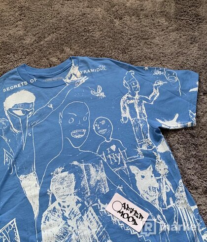Fucking Awesome Drawings tee