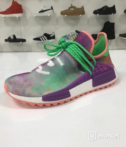 Adidas NMD x Pharrell Williams Human Race Trail Chalk Coral