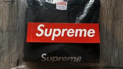 Supreme box logo L