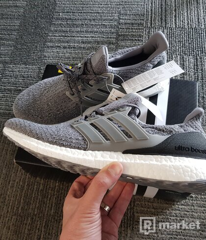 🔥🔥 UltraBoost 3.0 Grey Three US11 🔥🔥