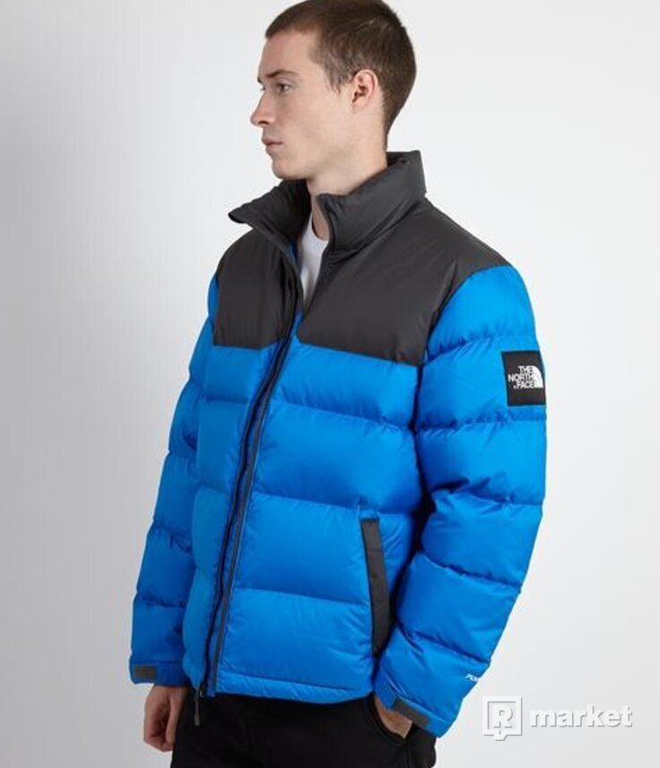 Tnf Nuptse 1992 Blue