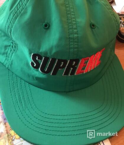 Supreme šiltovka(zelena)
