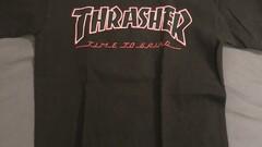Independent x Thrasher - tíme to grind -black