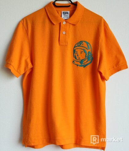 Billionaire boys club polo tričko