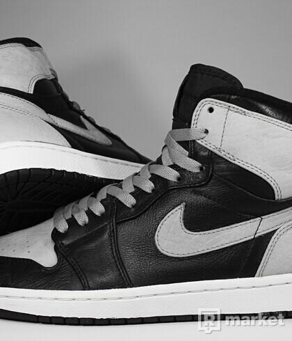 """Air Jordan Retro 1 High """"Shadow"""" 2009"""
