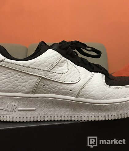 Nike AF1 Split Black/White