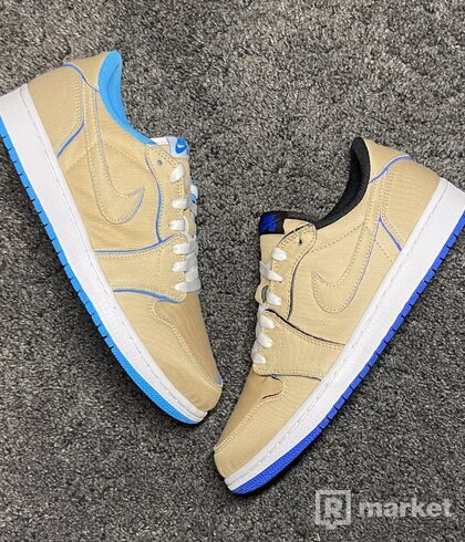 Jordan 1 SB Low ,,Lance Mountain Desert Ore""