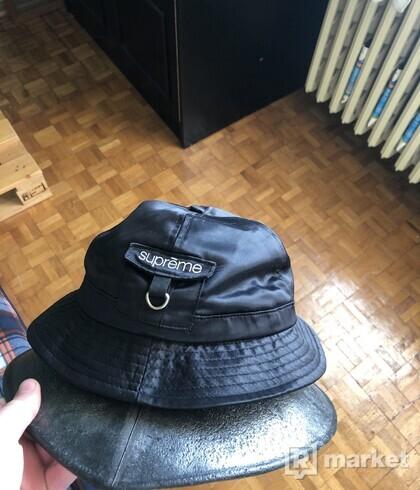 Supreme Cordura Pocket Bell Hat Black