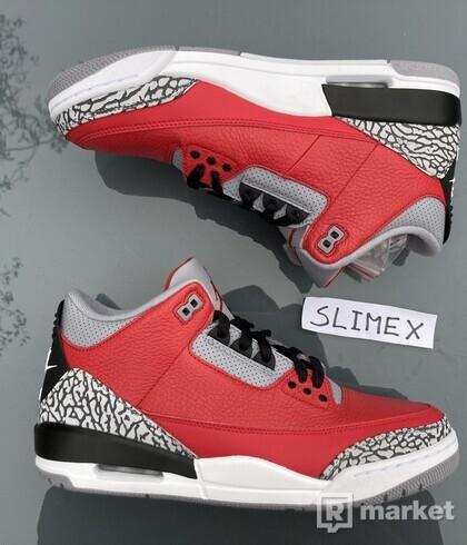 Air Jordan 3 SE Fire Red