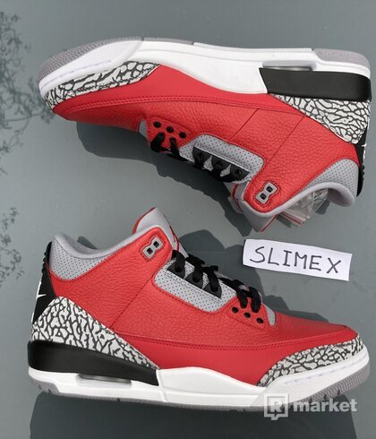 Air Jordan 3 Chicago Exclusive