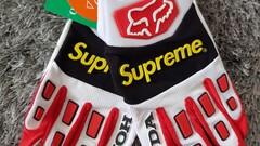 supreme x honda gloves