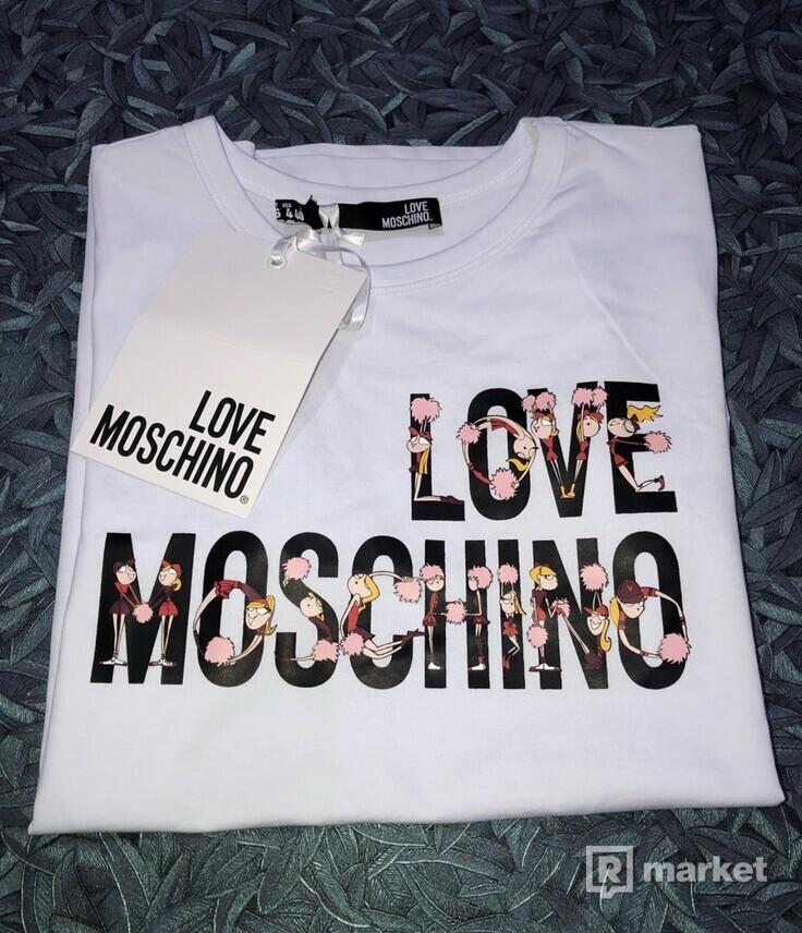 Love Moschino tričko