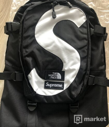 Supreme The North Face S Logo Expedition Backpack