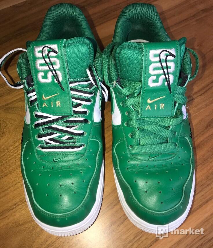 Nike air force Boston Celtics