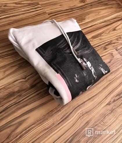 Off white SS17 Caravaggio hoodie (white)
