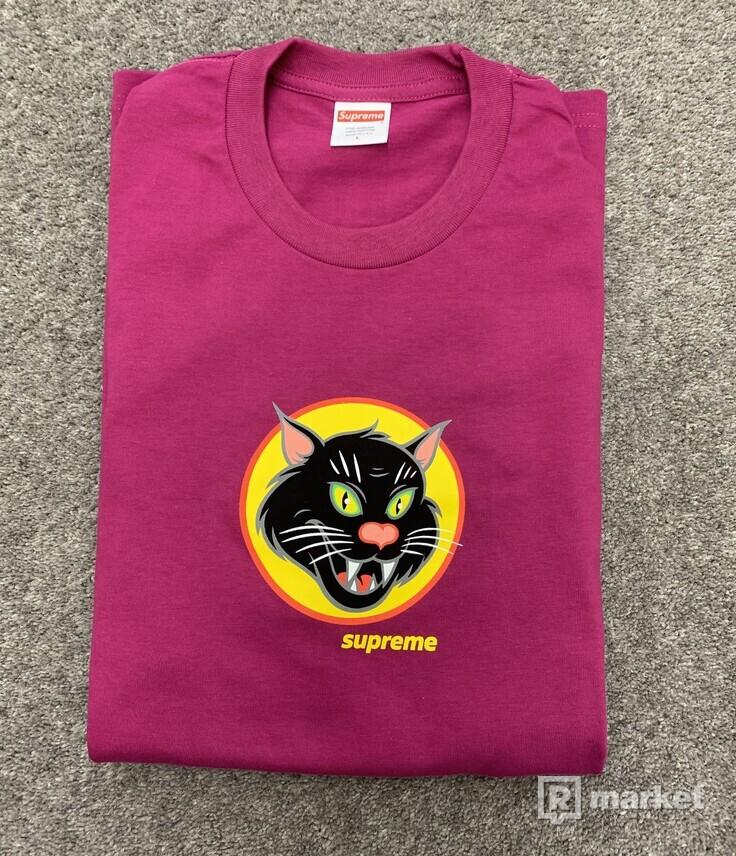 Supreme CAT tee