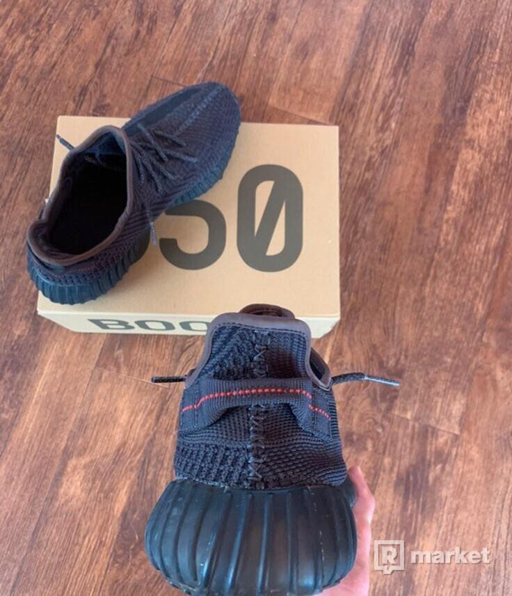 Yeezy 350 V2 Static Black