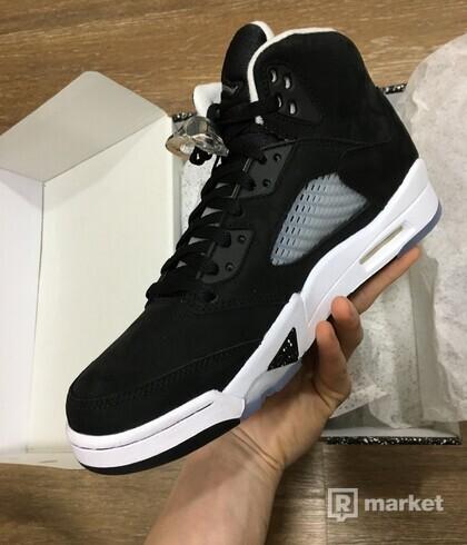 """Air Jordan V Retro Moonlight """"Oreo"""""""