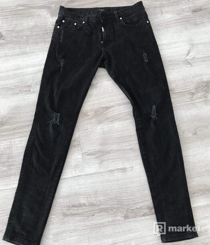 Essentials Black Represent Clo. Jeans 32