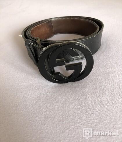 SLEVA Gucci pásek belt