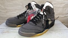 Nike jordan 5 retro off-white