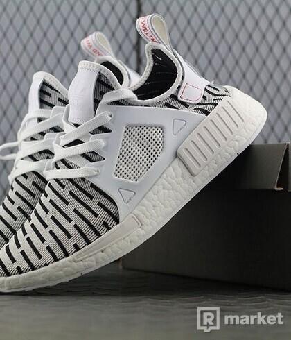 Adidas NMD XR1 Zebra