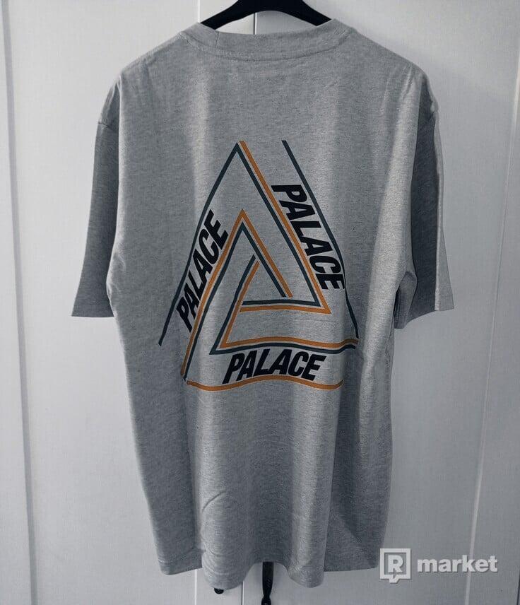 """Palace basically triferg tee """"grey"""""""