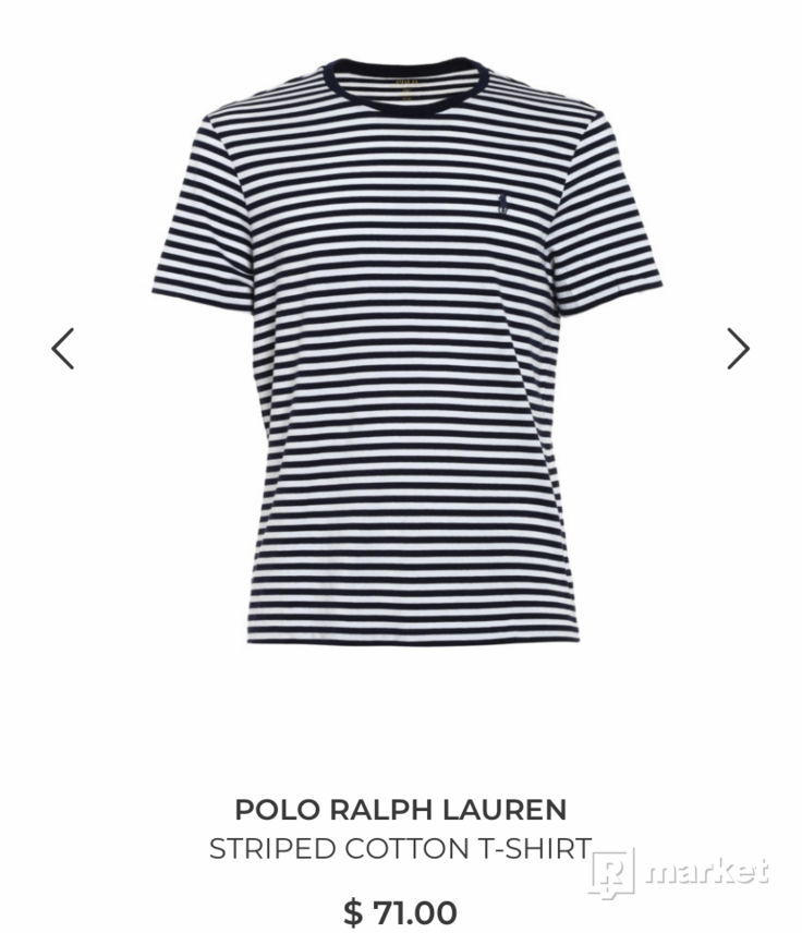 Ralph Lauren striped t-shirt