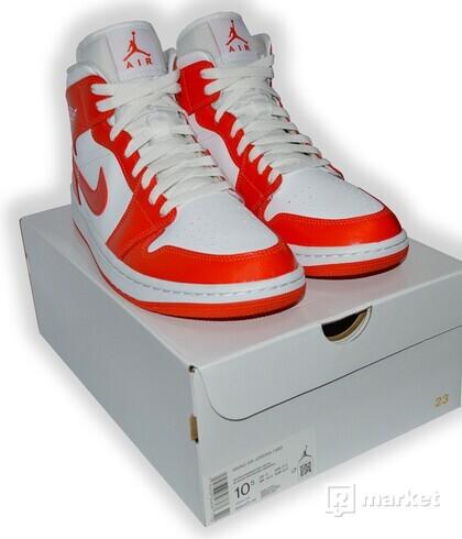 Nike Air Jordan 1 Syracuse