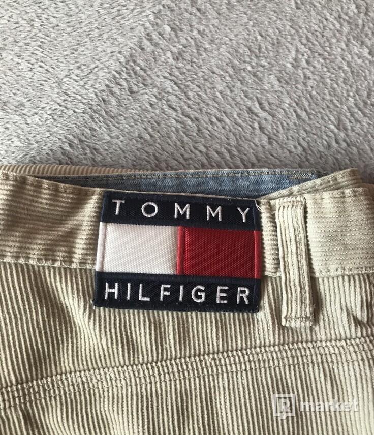 Tommy Hilfiger vintage menčestráky