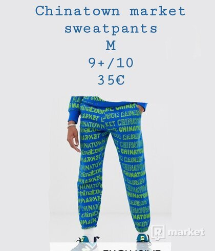 Chinatown market sweatpants (ASOS Exclusive)