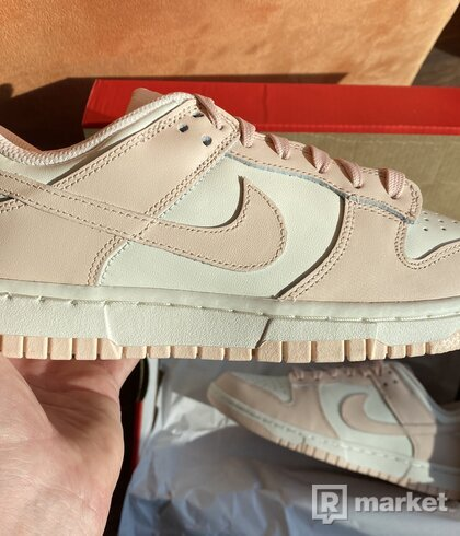 Nike Women's Dunk Low Orange Pearl