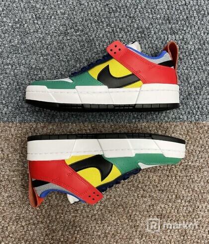 Nike Dunk Disrupt Multi-color