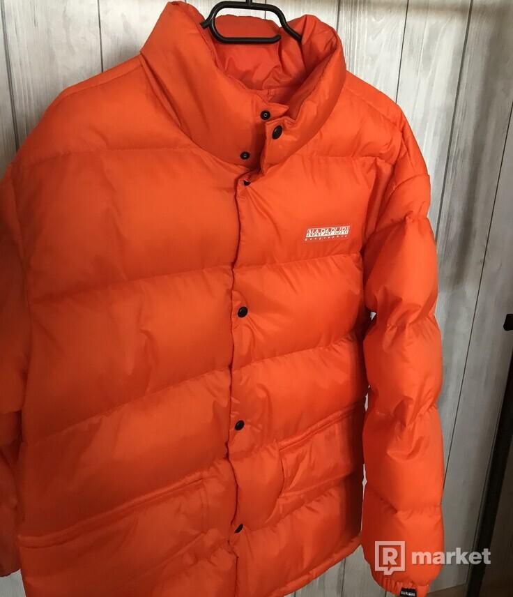 WTT NAPAPIJRI puffer jacket