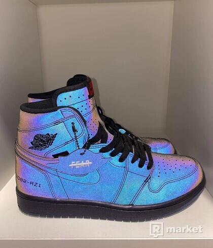 Nike Jordan 1 Fearless Reflective